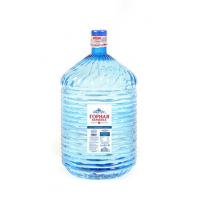 Вода в одноразовой таре 19 литров