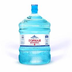 """Вода """"Горная Вершина"""" 19 л. в оборотной таре"""