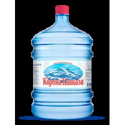 """Вода """"Корона Кавказа"""" 19 л. в оборотной таре"""