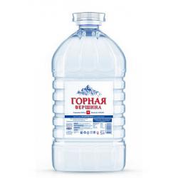 """Вода """"Горная вершина"""" 5 л. (2 шт. в упаковке)"""
