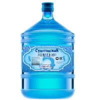 """Вода питьевая """"Судогодская Жемчужина"""" 19 л."""