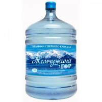 """Вода """"Жемчужина гор"""" 19л. в оборотной таре"""