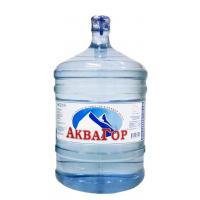 """Вода """"Аквагор"""" 19 л. в оборотной таре"""
