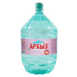 """Вода """"Архыз"""" 19 л. в одноразовой таре"""