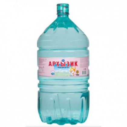 "Вода ""Архызик"" 19 л. в одноразовой таре"