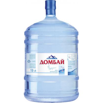 "Вода ""Домбай Ульген"" 19 л. в оборотной таре"