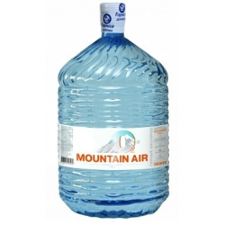 "Вода ""MOUNTAIN AIR"" 19 л. в одноразовой таре"