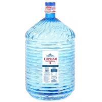 """Вода """"Горная Вершина"""" в одноразовой таре 19 литров"""
