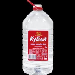 """Вода питьевая """"Кубай"""" 5 литров"""