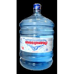 """Вода """"Ледниковая"""" 19 л. в оборотной таре"""