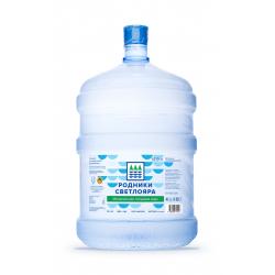 "Вода "" Родники Светлояра "" 19 литров в оборотной таре"
