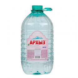 """Вода питьевая """"Архыз"""" 5 л. (2 шт. в упаковке)"""