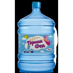 """Вода питьевая детская """"Горная фея"""" 19 л. в оборотной таре"""