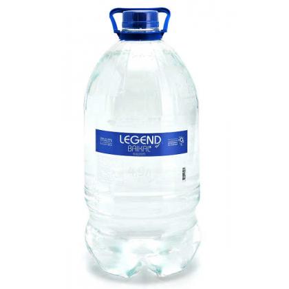 "Вода ""Легенда Байкала"" 4,9 л. (2 шт. в упаковке)"