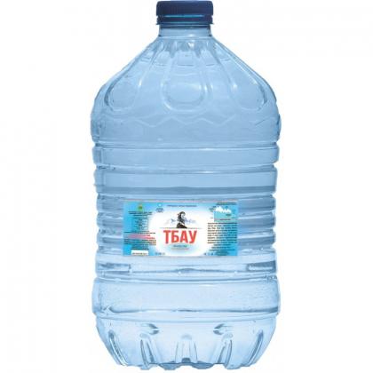 """Вода """"Тбау"""" 5 л. (2 шт. в упаковке)"""