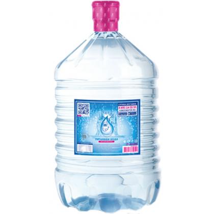 """Вода """"Королевская вода"""" 19 л. высшей категории"""