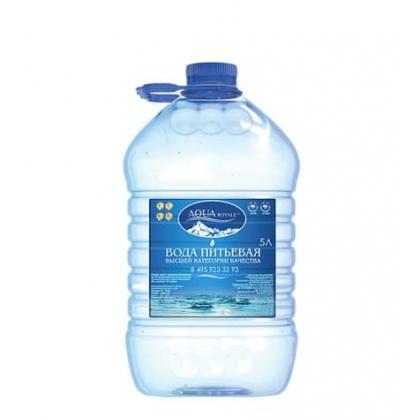 """Вода """"АкваРояль"""" 5 л. (2 шт. в упаковке)"""