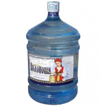 """Вода питьевая """"Водоноша"""" 19 л. в оборотной таре"""