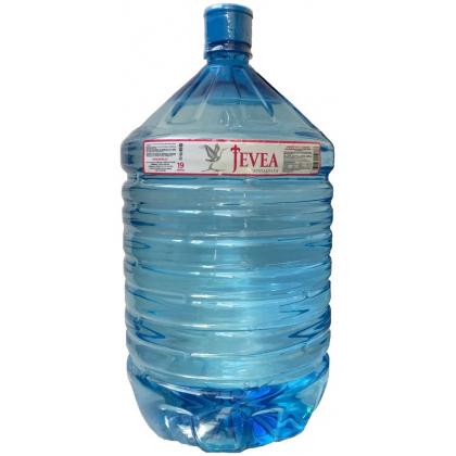 """Вода минеральная """"JEVEA CRYSTALNAYA"""" 19 л. в одноразовой таре"""