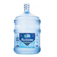 """Вода """"Волжанка"""" 19 литров в оборотной таре"""