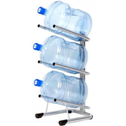Стойка для хранения бутылей 3шт.
