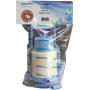 Помпа для воды Дельфин Эко голубая (в пакете)