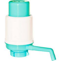 Помпа для воды Дельфин Эко бирюзовая (в пакете)