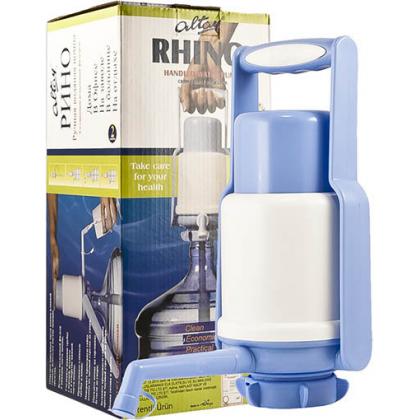 Помпа для воды с ручкой Rhino Altay