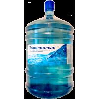 """Вода """"Томилинская"""" 19 л. в оборотной таре"""